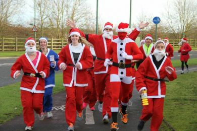 Additional Junior Entry Santa Dash